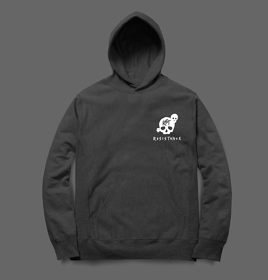 Hoodie Faucheuse Black