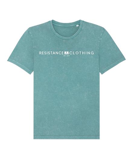 Tee-Shirt Vintage Blue