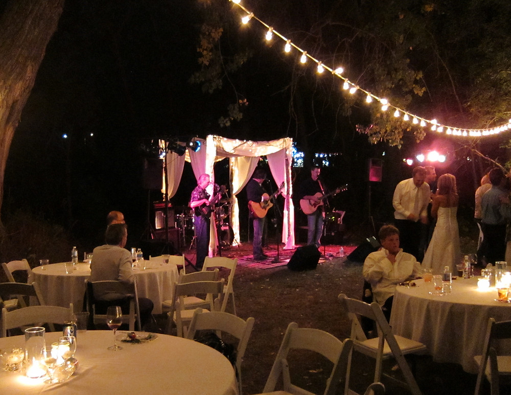outdoor wedding rapid city