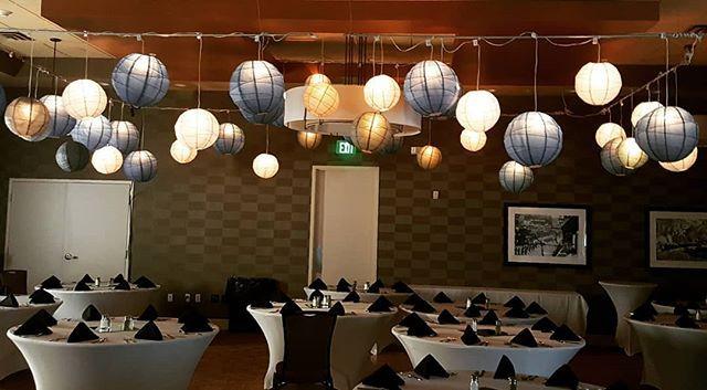 paper lantern wedding deadwood