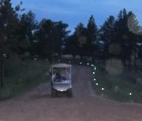 exterior path lights rental