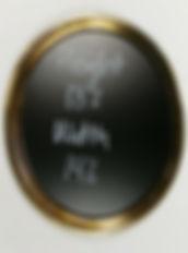 oval rental chalkboard #2