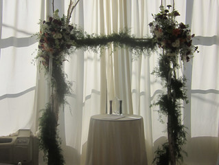magical wedding ceremony arbors