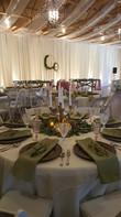 woodland receptions custom design