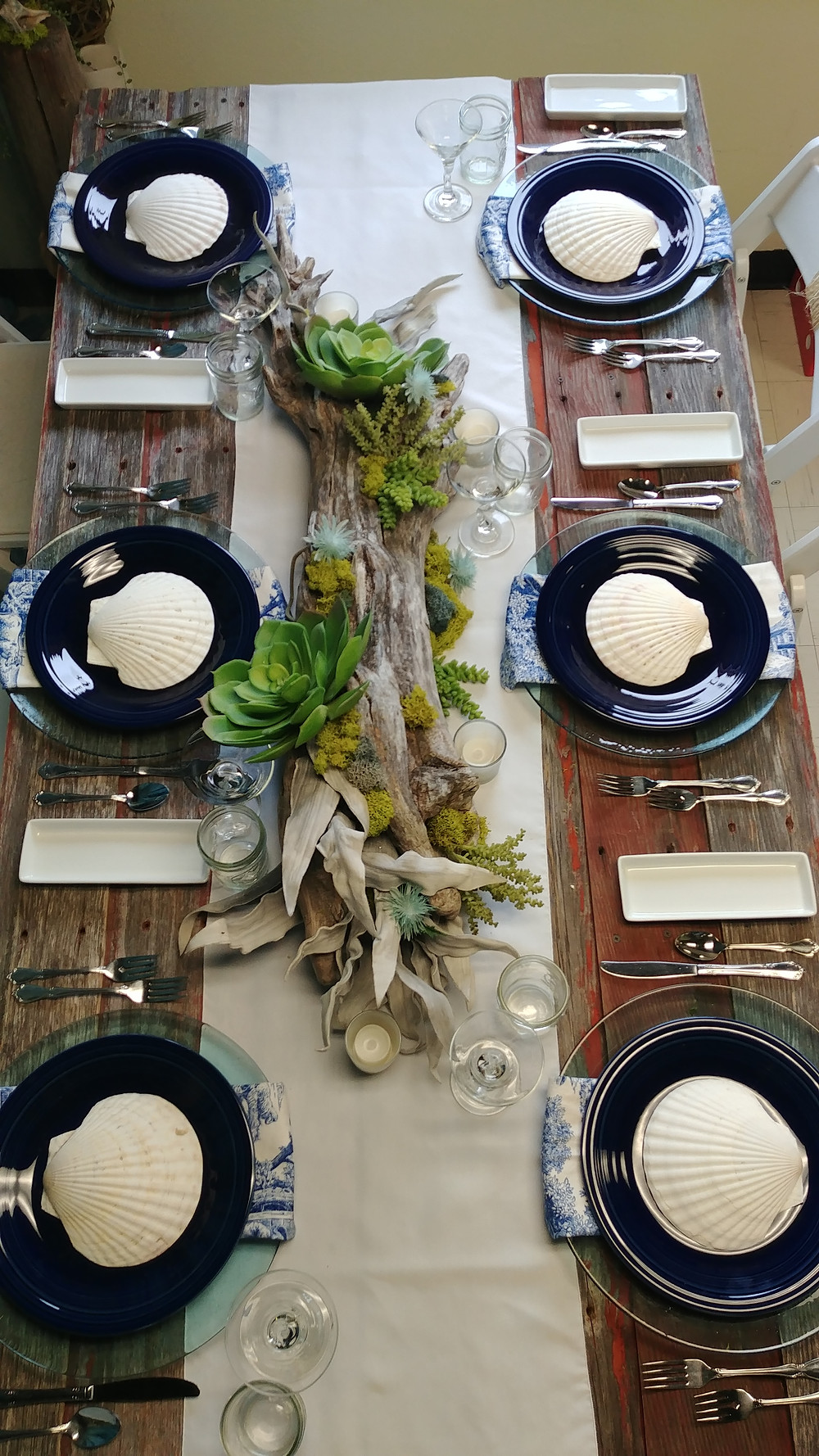 farmwood table rental rapid city wedding design