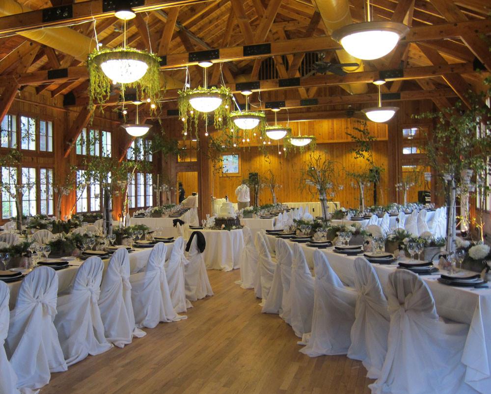 sylvan lodge garden wedding design