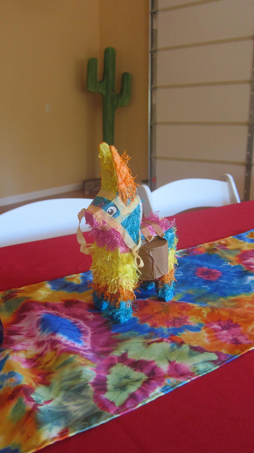 fiesta theme party decor
