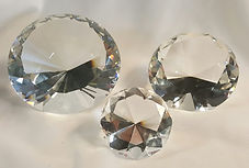 diamond centerpieces