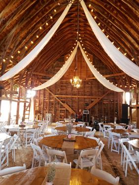 homestead barn wedding rapid city