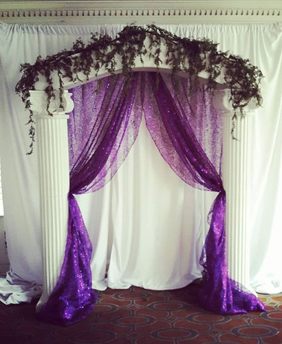 Ceremony decor fully customizable for yo