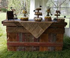 barnwood bar vintage