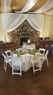 woodland receptions rental linen