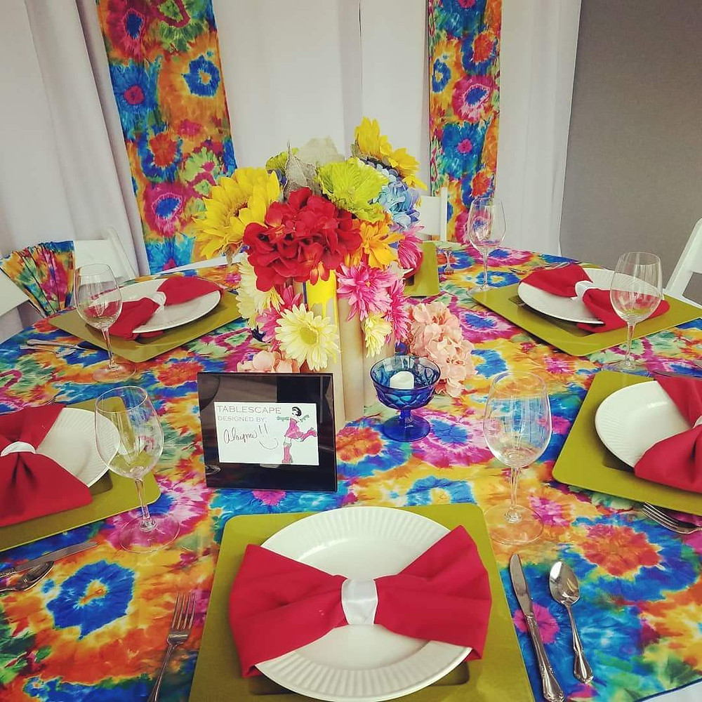 earth day tabletop inspiration rapid city decor