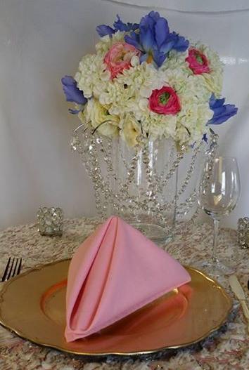 pink napkin rental rapid city