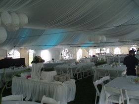 white tent lining rapid city