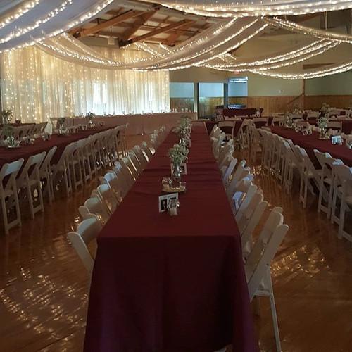 Spearfish Pavilion Wedding