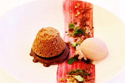 Bellevue Rheinhotel_Le Chopin_Manjari Schokolade & Braune Bohne