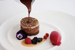 Bellevue Rheinhotel_Boppard_Gourmetrestaurant_Schokolade warm und kalt