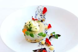 Bellevue Rheinhotel_Gourmetrestaurant_Leber & Bratapfel