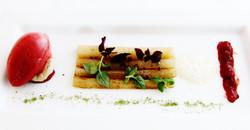 Bellevue Rheinhotel_Gourmetrestaurant_Makrele & Baumtomate