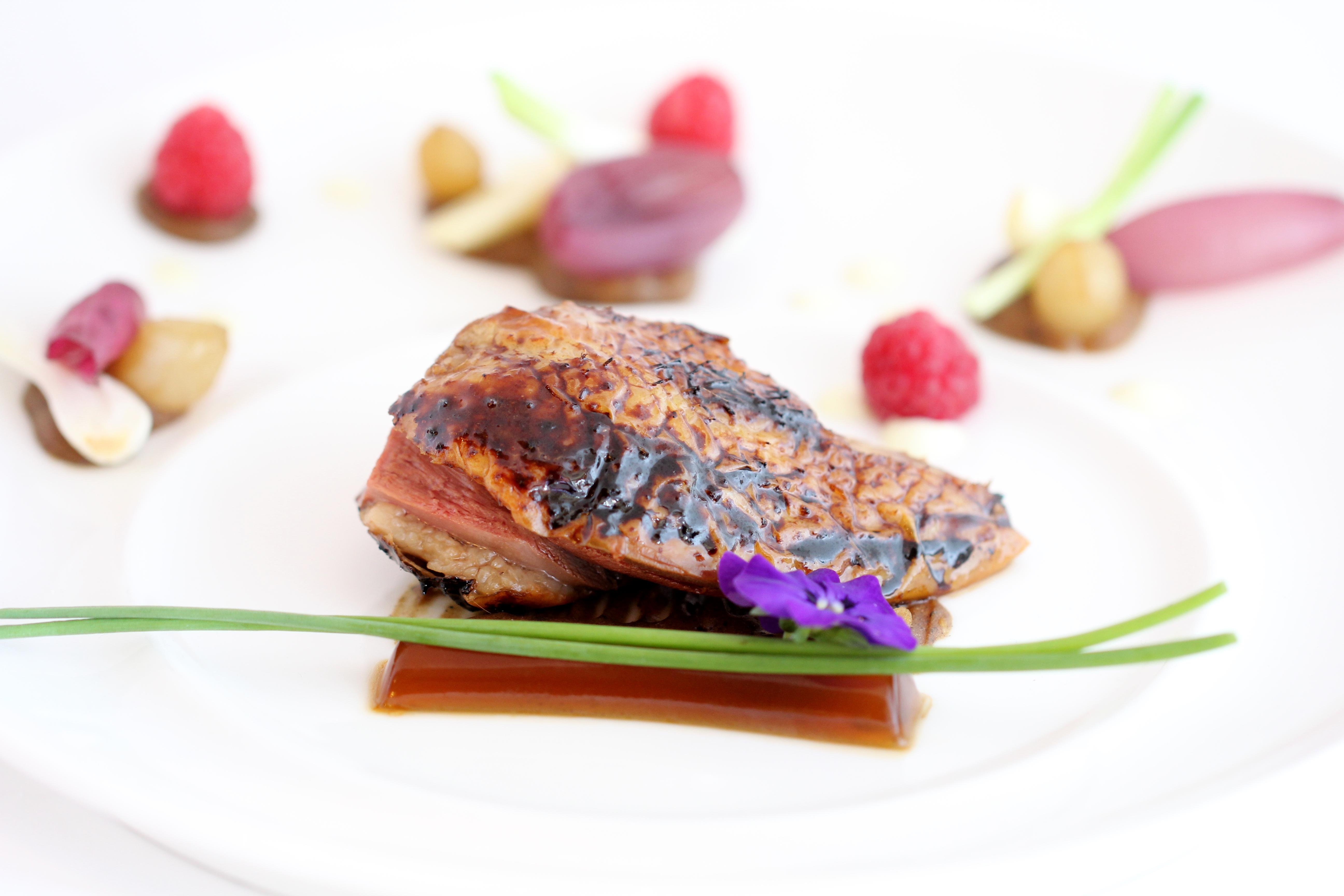 Bellevue Rheinhotel_Boppard_Gourmetrestaurant_Effilé Taube