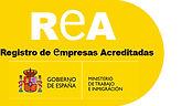 REA Registro de Empresas Acreditadas Sec