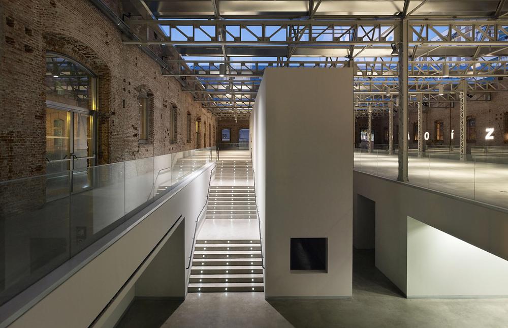 Magnífico ejemplo de rehabilitación sostenible y ahorro energético del Patrimonio Histórico de Madrid: Centro Cultural Daoíz y Velarde