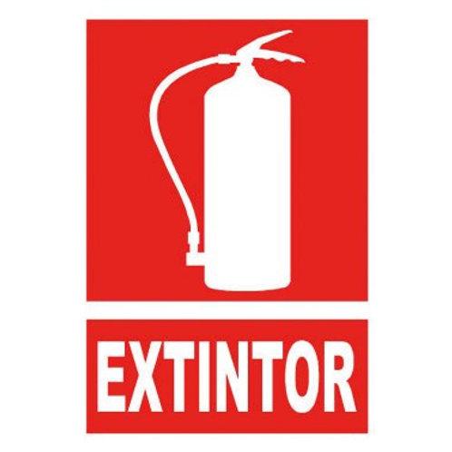 Señal Fotoluminiscente Extintor