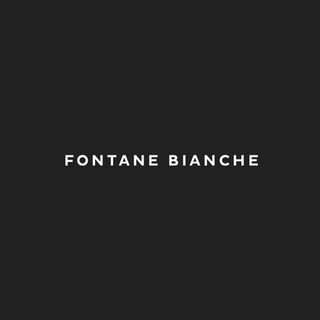 Catálogo Fontane Bianche