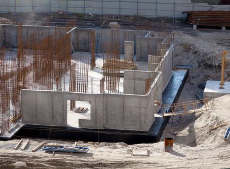 ¿Quién interviene en la construcción de una vivienda o un edificio?