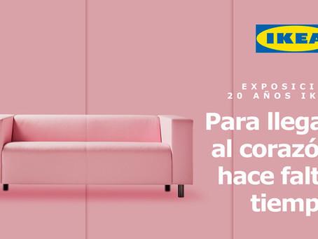 3 Iconos del Diseño en la Celebración de los 20 años de Ikea en España