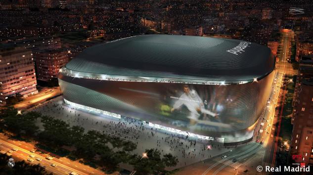Diseño de Estadios de Fútbol en Madrid