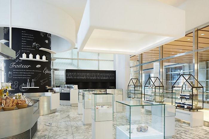 cómo atraer clientes a un supermercado cristina beltran arquitectos en madrid paseo de la castellana 141