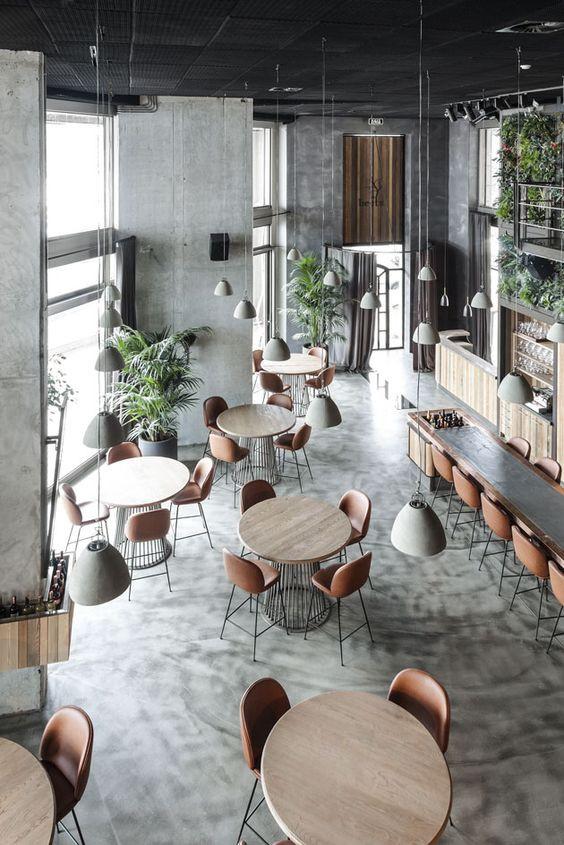 cómo atraer clientes a un bar cristina beltran arquitectos en madrid paseo de la castellana 141
