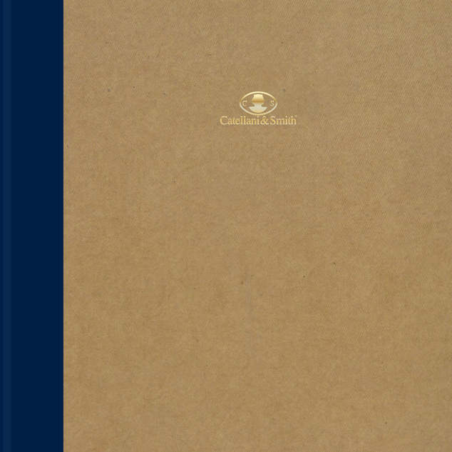 Catálogo Catellani&Smith