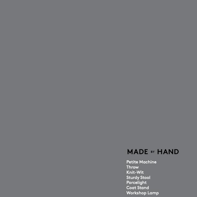 Catálogo Made by Hand