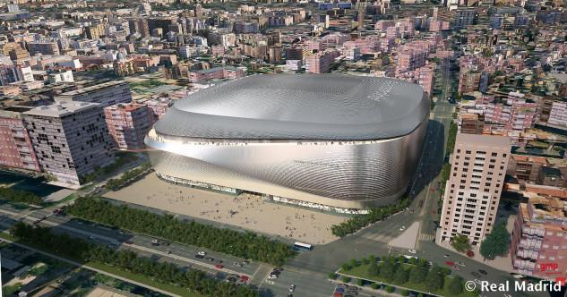 Diseño de Campos de Fútbol en Madrid