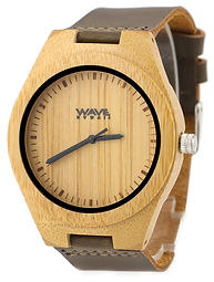 Wooden Watch Men_Carboized_Bamboo_WH2002