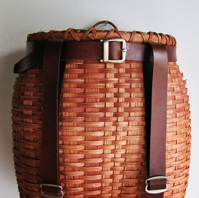 ADIRONDACK PACK BASKET