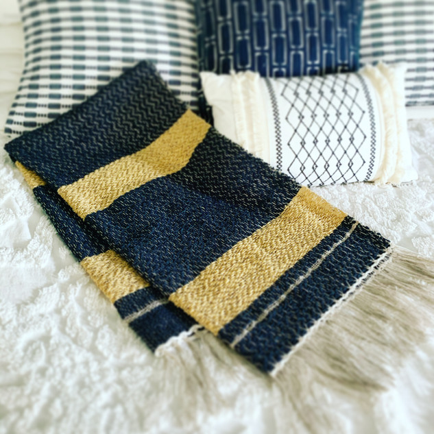Hygge Wool and Linen Blanket