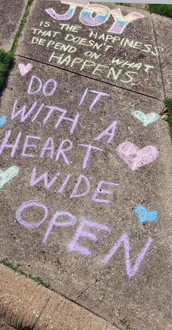 Heart Wide Open