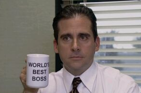 World's Best Boss.