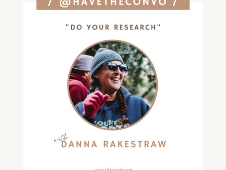 Do Your Research with Danna