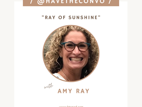 Ray of Sunshine with Amy Ray