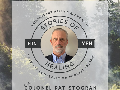 Stories of Healing with Pat Stogran