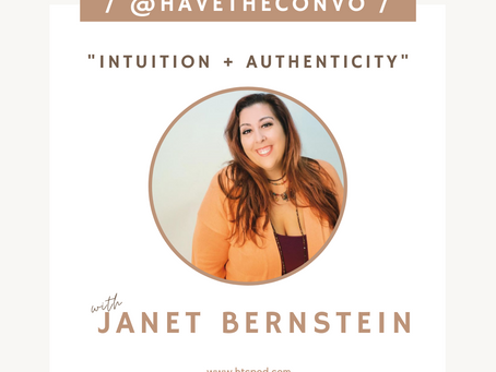 Authenticity + Intuition with Janet