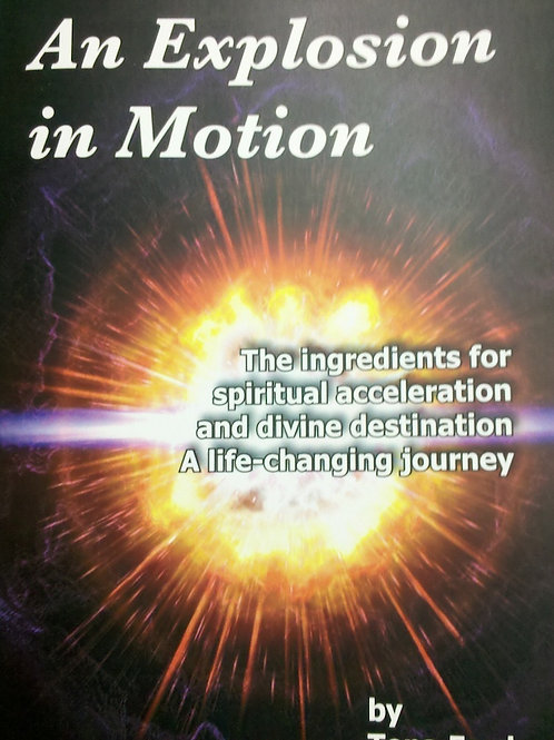 An Explosion In Motion