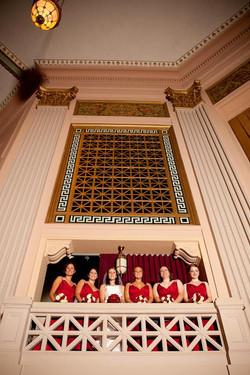 Organ Balcony