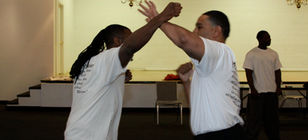 My Tactical Advantage LLC teaches karate, self defense, martial arts, and weapons training   Detroit