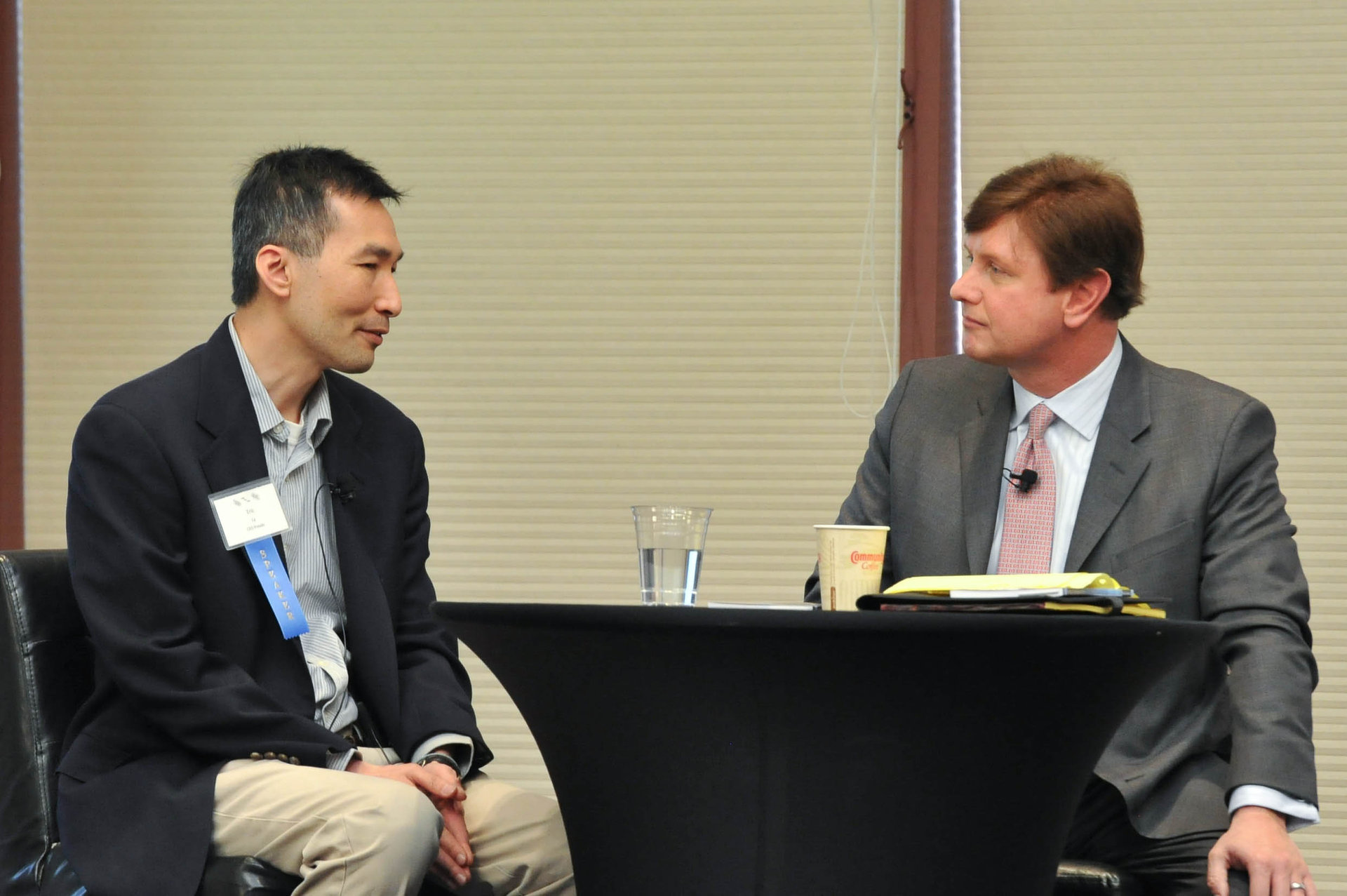Eric Ly & Jeff Crilley, SSS Keynote